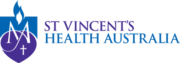 St Vincent's Health Australia Logo Widescreen
